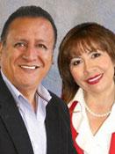 Edgar Gomez and Monica Gomez - Fresno Real Estate Agent